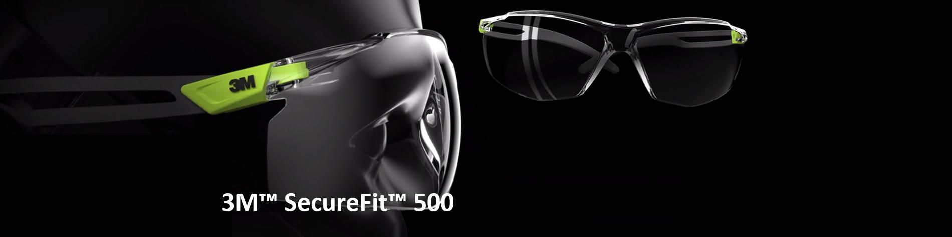 3M okuliare Securefit 501