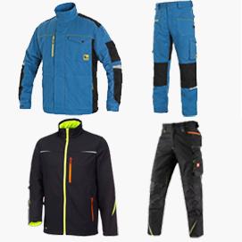 Pracovné odevy, reflexná bunda, engelbert strauss, pršiplášt, termoprádlo, ponožky