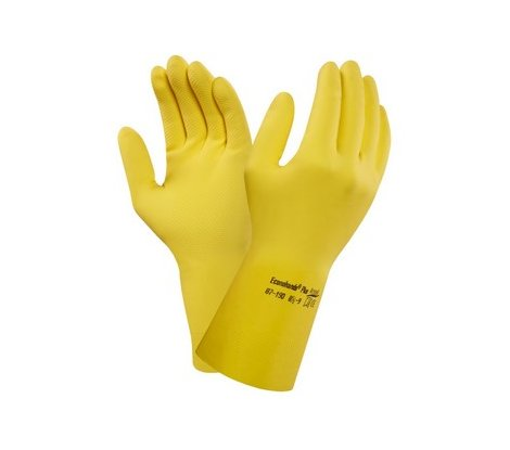 Povrstvené rukavice ANSELL ECONOHANDS PLUS, veľ. 9