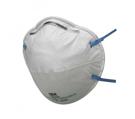 3M 8810 respirátor FFP2 bez výdych. ventilu