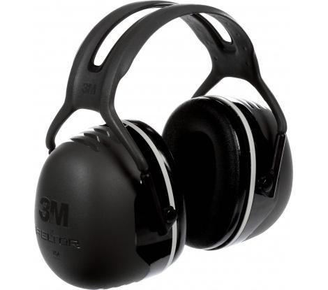3M™ PELTOR™ X Series Mušľové chrániče X5A