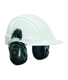 Mušľové chrániče sluchu na prilbu 3M PELTOR H520P3E-410-GQ
