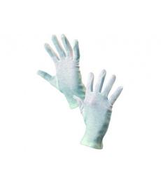 Textilné rukavice FAWA biele