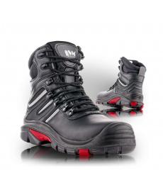 Poloholeňová obuv VM HOUSTON 5490-S3