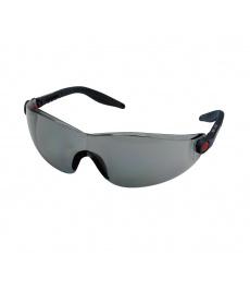 Ochranné okuliare 3M 2741 tmavé