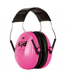 3M detské slúchadlá ružové H510AK-442-RE