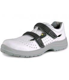 Perforované sandále CXS PINE O1 ESD