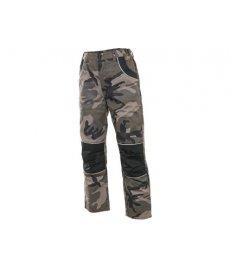 Detské maskáčové nohavice WOODY