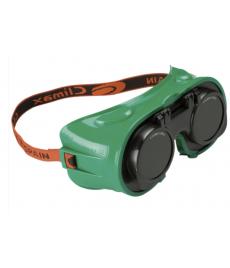 Zváračské okuliare 545-A DIN 6