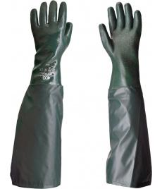 Zdrsnené rukavice UNIVERSAL s návlekom