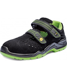 HALWILL MF ESD S1P SRC sandále