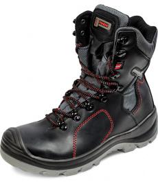 Zimná poloholeňová obuv STRALIS S3 SRC
