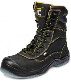 Zimná poloholeňová obuv BK TPU MF S3 CI SRC