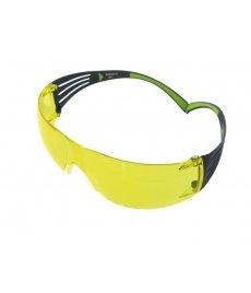 Ochranné okuliare 3M SF403AF žlté