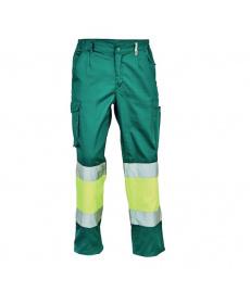 Reflexné nohavice BILBAO HV