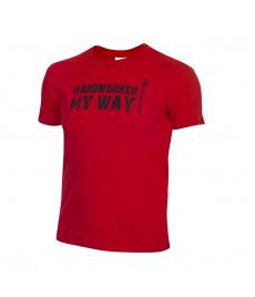 Tričko ProM HARDWORKER red