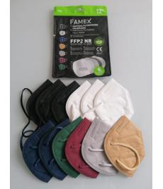 Respirátor FFP2 FAMEX M 12 ks