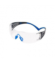 Okuliare 3M SecureFit SF401SGAF-BLU